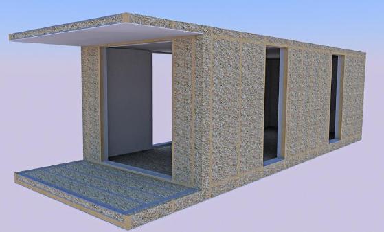 casa hi low equilibrium bioedilizia equilibrio naturale costruito. Black Bedroom Furniture Sets. Home Design Ideas