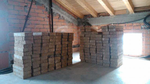 Cesiomaggiore bl isolamento tetto e cappotto interno - Cappotto interno casa ...