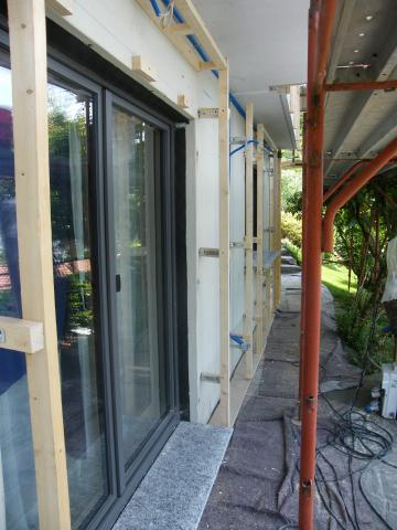bissone svizzera coibentazione esterna in natural beton equilibrium bioedilizia. Black Bedroom Furniture Sets. Home Design Ideas