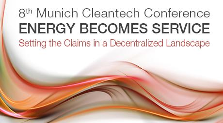 8th Munich Cleantech Conference