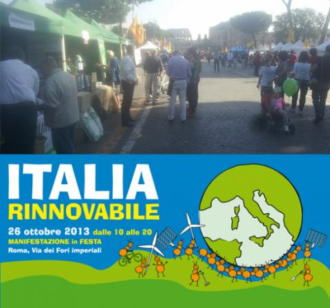 Italia Rinnovabile - Equilibrium Bioedilizia in canapa e calce a Roma
