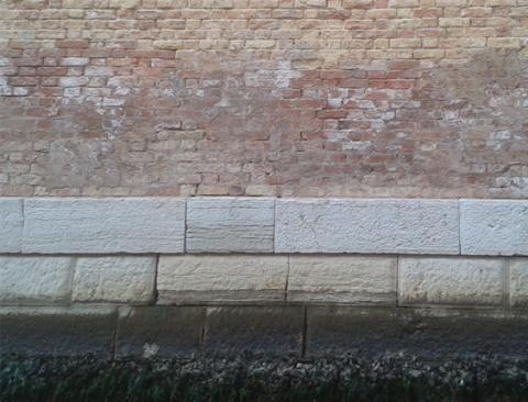 Equilibrium a Venezia - Prove di Intonaco