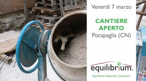 Cantiere Aperto - Equilibrium Bioedilizia CN