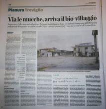 Biovillaggio in Canapa e Calce a Pagazzano