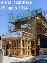 Casa Passiva - Cantiere Aperto a Cascina di Pisa