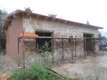 Casa Zoe - procedono i lavori sul cantiere di San Possidonio (MO)