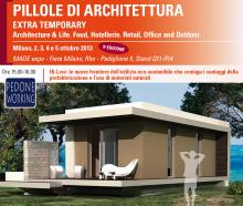 Casa Hi-Low - Pedone Working - Pillole di Architettura