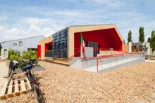Rhome for denCity al Solar Decathlon 2014