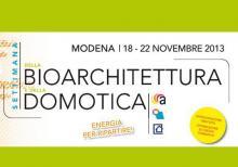 Settimana della Bioarchitettura e della Domotica - Modena