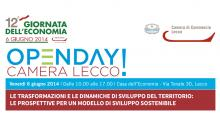 OpenDay Camera Lecco